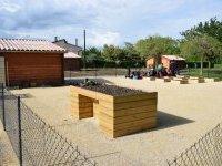 Aménagement des jardins partagés