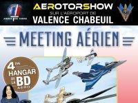 Meeting aérien international à Chabeuil