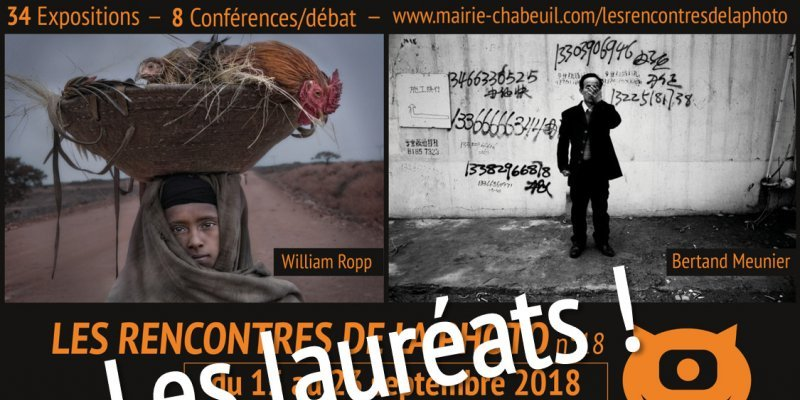 Les Rencontres de la Photo 2018