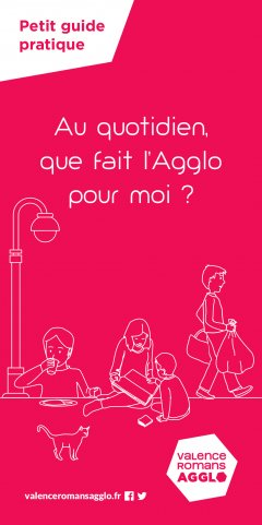 Guide pratique 2019 de l'Agglo